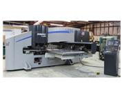 22 Ton, STRIPPIT GLOBAL, 1225/20 THIN STYLE, FANUC 18OI,MFG:2001,