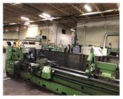 "32"" Swing 160"" Centers Timemaster Gurutzpe SUPER-AT HD ENGINE LATHE, Inch/Metric"