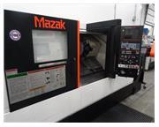 MAZAK, QUICK TURN SMART 350M, MAZAK MAZTROL SMART CNC CNTRL, NEW: 2015