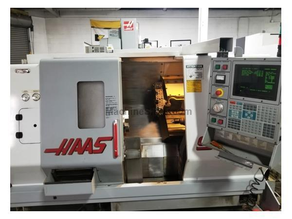 "HAAS, SL-20T, 23"" SWING, 8"" Chk, NEW: 2001"