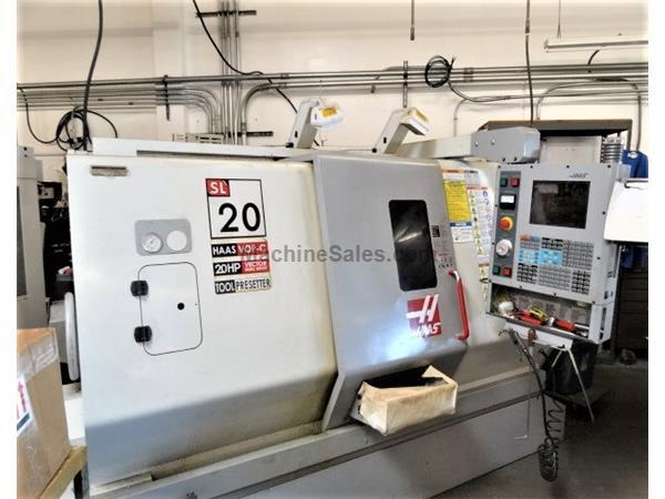 "HAAS, SL-20, 23"" SWING, NEW: 2004"