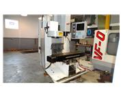 2001 Haas TM-1 CNC Toolroom Mill