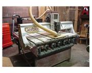 Used Gerber Saber 4 x 4 CNC router