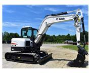 2017 Bobcat E85M Excavator - W6827