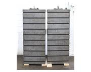 """60"""" Height 24"""" Width Portage SLOTTED ANGLE PLATES, 24"""" Wide  x 60"""" Hig"""
