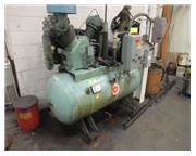 Gardner Denver Model ADL1003 20 hp Reciprocating Air Compressor