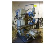 Brown & Sharpe No. 20 Plain Horizontal Milling Machine
