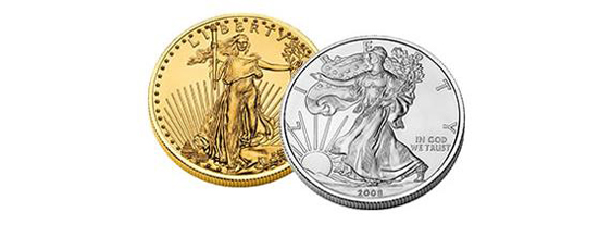 Machines production silver gold coins