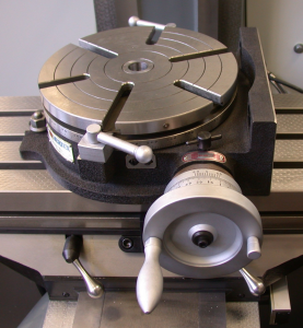 Rotary Table in use
