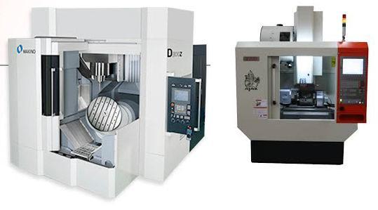 CNC Machining Centers