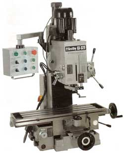 Benchtop Milling Machine