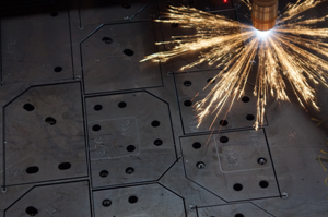 CNC Plasma Cutting system
