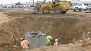 OSHA Training Center Excavation Hazard