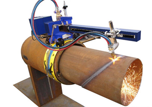 CNC Pipe Plasma - Flame Cutting Machine