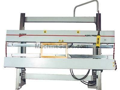 "Italpresse ""Nuovo Program"" Door and Window Frame Clamp"