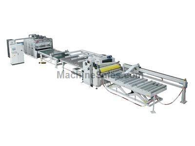 "Italpresse ""Mark/C"" Through-Feed Hot Press for Lean Manufacturing"