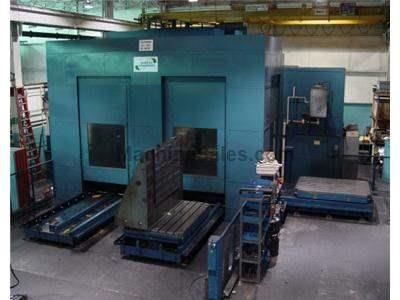 "5.9"" Scharmann CNC Table Type Horizontal Boring Mill"