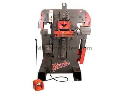 Edwards 55 Ton Ironworker Machine