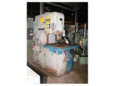 "36"" TANNEWITZ MODEL 3600MH VERTICAL BAND SAW"