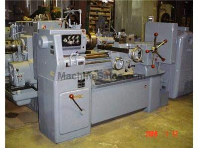 "16"" X 30"" Sheldon Engine Lathe"