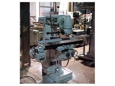 All Types Of New Milling Machines And Used Milling Machines For Sale >> Used 10 X 49 Used Cincinnati Knee Type Milling Machine For Sale