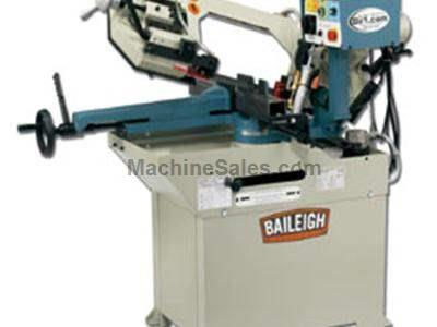 BS-250 or 260 Swivel-head horizontal bandsaw