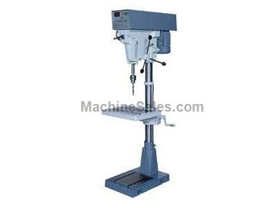 "JET A5816/A5818 15"" Variable Speed Drill Press"