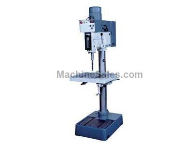 "JET 2232/2234AC 20"" Electronic Variable Speed Drill Press"