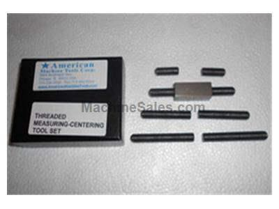 Threaded Measuring and Centering Tool Set