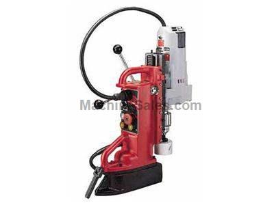 Milwaukee Magnetic Drill Press with 3/4 inch chuck