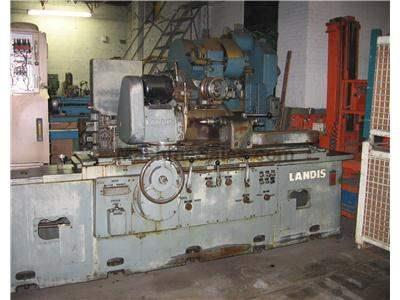 Landis, Type 3R Universal Cylindrical Grinder