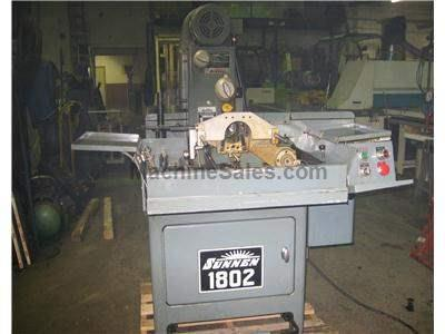 SUNNEN PRECISION HONING MACHINE, Model: MBC-1802