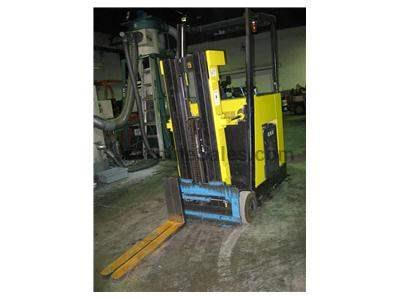 Crown 40RCTTS Electric Forklift SN W-73770