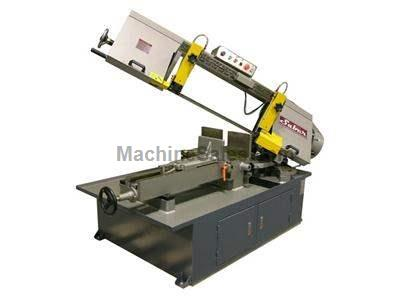 Saber DM1018M Double-Miter/Variable Speed Bandsaw