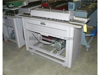 Used Lockformer Button Punch Snap Lock Machine   Model 20 ga.