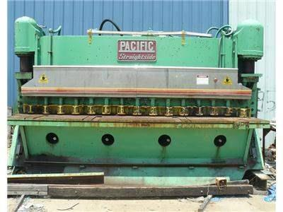 Used Pacific Hydraulic Power Shear   Model 750S14