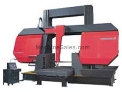 CH - 1500 Dual Column Semi Automatic Band Saw