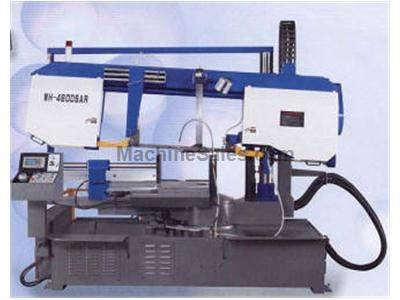 Way Train Semi-Auto Bandsaw Model  #WH-460DSA