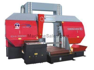 CH - 1000 Dual Column Semi Automatic Band Saw