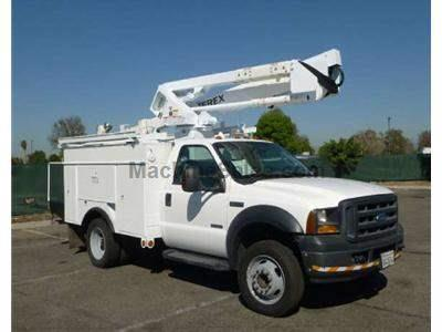 2007 FORD F550 2789