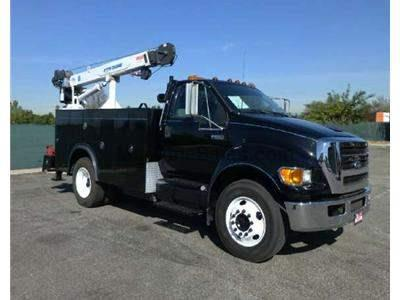 2006 FORD F650 3155