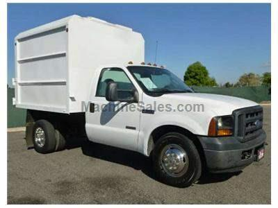 2006 FORD F350 2808