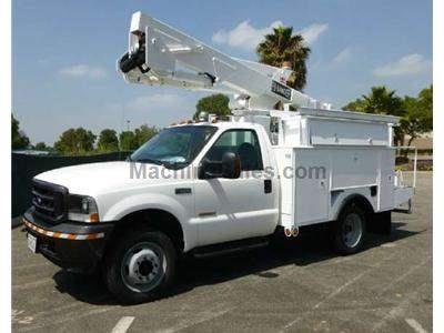 2004 FORD F550 2791