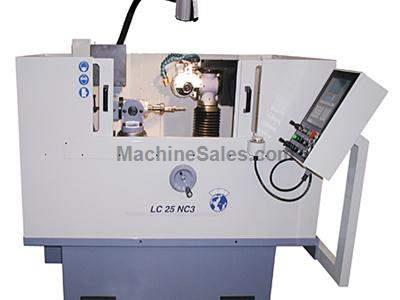 UTMA LC25-NC Automatic Tool Grinder For Compression Bits, Routerbits, Shapers, etc.