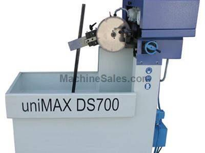 uniMAX DS700  Manual Dual Side Grinder