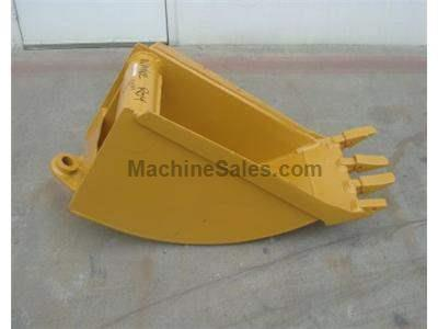 16 Inch Backhoe Bucket, Wain Roy, Quick Coupler