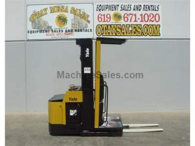 3000LB Order Picker, 3 Stage, Warrantied Battery, Commercial Charger, 6 Available, Your Choice