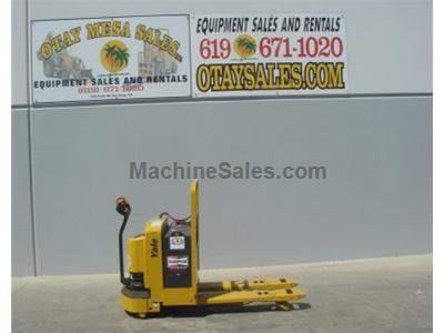 6000LB Electric Pallet Jack, Like New, Warrantied Battery, Serviced