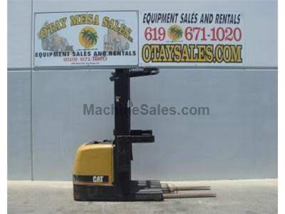 2200LB Order Picker, 151 Inch Lift Height, Ultra Narrow Width, Warrantied Battery, Includes Charger