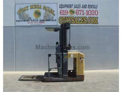 3000LB Order Picker, 204 Inch Lift Height, Includes Charger, Warrantied Battery